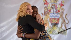 Madonna and Daughter Mercy