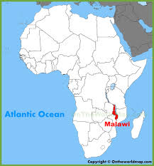 Malawi on the Map